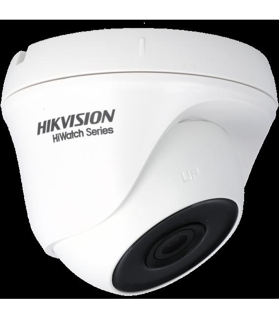 Cámara HIKVISION minidomo 4 en 1 (cvi, tvi, ahd y analógico) de 1 megapíxel y óptica fija