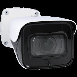 Cámara DAHUA bullet ip de 6 megapíxeles y óptica varifocal motorizada (zoom)