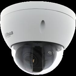 Cámara DAHUA minidomo ip de 4 megapíxeles y óptica varifocal motorizada (zoom)