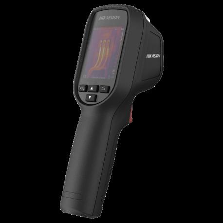 Cámara termografica portátil HIKVISION PRO para medición de temperatura corporal y aviso por fiebre