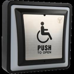 Botón de apertura de puerta