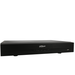 Grabador 5 en 1 (hd-cvi, hd-tvi, ahd, analógico y ip) DAHUA de 8 canales y 2 mpx de resolución máxima