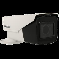 Cámara HIKVISION PRO bullet 4 en 1 (cvi, tvi, ahd y analógico) de 8 megapíxeles y óptica varifocal motorizada (zoom)