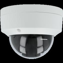 Cámara A-CCTV minidomo ip de 5 megapíxeles y óptica fija