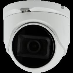 Cámara A-CCTV minidomo 4 en 1 (cvi, tvi, ahd y analógico) de 8 megapíxeles y óptica fija