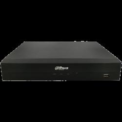 Grabador ip DAHUA de 16 canales y 12 mpx de resolución