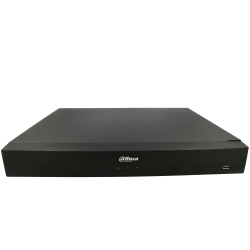 Grabador ip DAHUA de 8 canales y 12 mpx de resolución