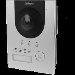Videoportero DAHUA 2 hilos / ip de superficie / empotrar