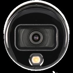 Cámara DAHUA bullet ip de 4 megapíxeles y óptica fija