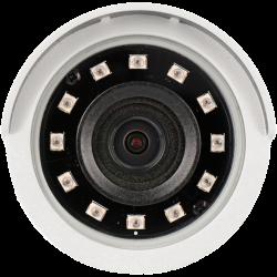 Cámara A-CCTV bullet 4 en 1 (cvi, tvi, ahd y analógico) de 2 megapíxeles y óptica fija
