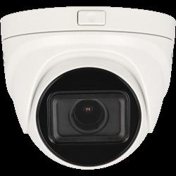 Cámara HIKVISION minidomo ip de 2 megapíxeles y óptica varifocal motorizada (zoom)