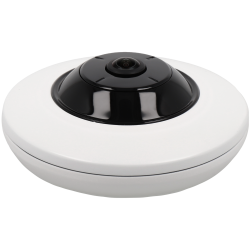 Cámara HIKVISION fisheye ip de 5 megapíxeles y óptica fija