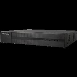 Grabador 5 en 1 (hd-cvi, hd-tvi, ahd, analógico y ip) HIKVISION de 4 canales y 4 mpx de resolución máxima